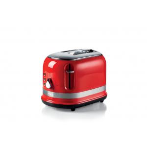 149 Ariete Moderna Тостер на 2 слота. Мощность 600-800 Вт, цвет: красный (4/32)