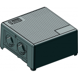 Стабилизатор напряжения ЭРА  CНК-1500-УЦ компактный универсальный, 140-260В/220В, 1500ВА