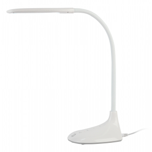ЭРА наст.светильник NLED-452-9W-W белый (8/128)
