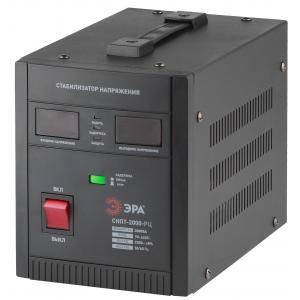 СНПТ-2000-РЦ ЭРА Стабилизатор напряжения переносной, ц.д., 90-260В/220В, 2000ВА (4/80)