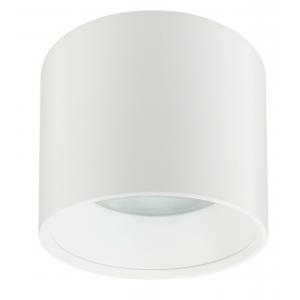 OL8 GX53 WH Подсветка ЭРА Накладной под лампу Gx53, алюминий, цвет белый+хром (40/800)