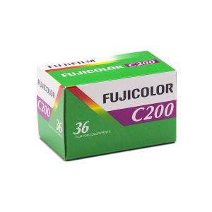 Fujifilm Color 200*36 New (100/3200)