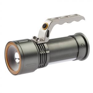 PA-805 Фонарь ЭРА Фонарь-прожектор  алюминиевый Эра [5Вт, боковой светильник 3Вт, литий 2,5Ач, короб