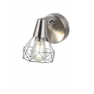 Светильник настенно-потолочный спот Rivoli Distratto 7004-701 1 x E14 40 Вт поворотный