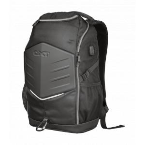 Рюкзак для ноутбука Trust  23240 тканевый 15,6 дюймов черный Outlaw
