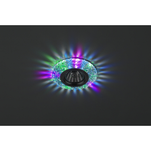 DK LD4 SL/RGB Светильник ЭРА декор cо светодиодной подсветкой( мультиколор), прозрачный (50/1750)