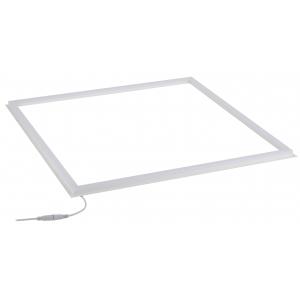 Светодиодная рамка-светильник ЭРА SPL-7-40-6K (W) 40Вт 6500К 3060Лм IP40 Ra80 600х600х15 белая без драйвера