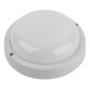 SPB-201-0-65K-008 ЭРА Cветильник светодиодный IP65 8Вт 760Лм 6500К D140 КРУГ ЖКХ LED (40/960)