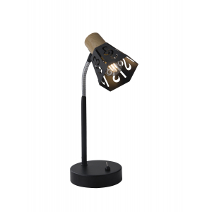 Настольная лампа Rivoli Notabile 7005-501 1 x E14 40 Вт модерн