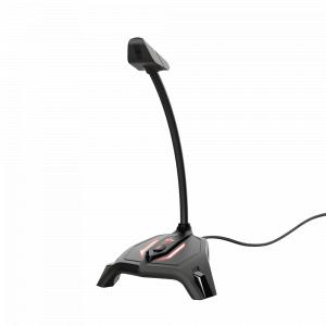 23800 Trust GXT215 ZABI игровой USB-микрофон со светодиодной подсветкой (16/320)