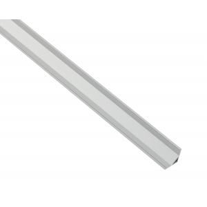 ЭРА 1616-1 Угловой анодированный профиль CAB280 16х16мм, 2м (60/2400)