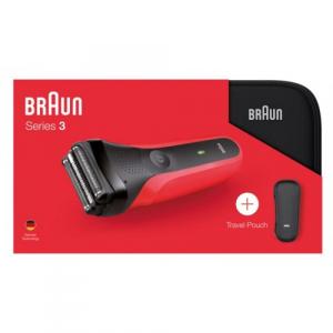 Braun Электрическая бритва 300TS Red+чехол (3/252)