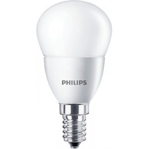 474891 Philips CorePro lustre ND 5.5-40W E14 827 P45 FR (10/1750)
