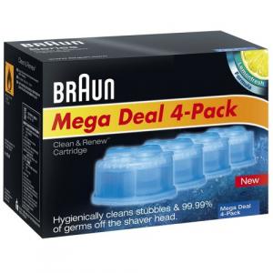 Braun Картриджи CCR 4 с чистящей жидкостью (6/360)