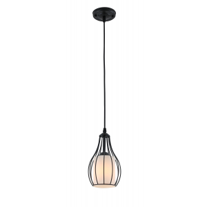 Светильник подвесной (подвес) Rivoli Viola 5042-201 1 * E27 60 Вт лофт - кантри