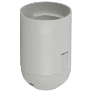 ЭРА Патрон Е27 подвесной,пластик, белый (50/400/4000)