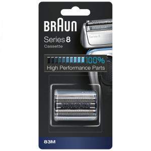 Braun Сетка + режущий блок 83M Series 8 (10/320/2880)