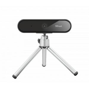 Веб камера / web камера Trust  23637 разрешение 1080p Full HD со встроенным микрофоном Tyro