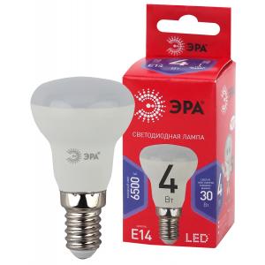 LED R39-4W-865-E14 R ЭРА (диод, рефлектор, 4Вт, хол, E14) (10/100/4900)