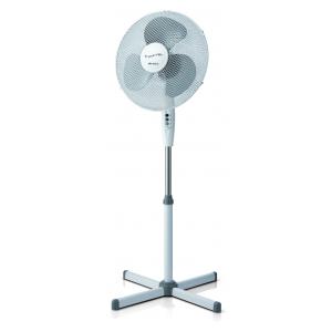 845 Ariete Вентилятор напольный. Мощность 45 Вт., d - 40 см., цвет - белый (28)
