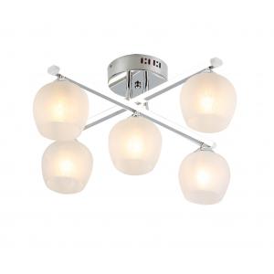 Люстра  Rivoli Terni 6029-305 светодиодная 30 Вт LED 5 х E27 60 Вт модерн