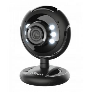 Веб камера / web камера Trust  16428 разрешение 640x480 со встроенным микрофоном