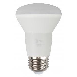 ECO LED R63-8W-827-E27 ЭРА (диод, рефлектор, 8 Вт, тепл, E27) (10/50/1500)
