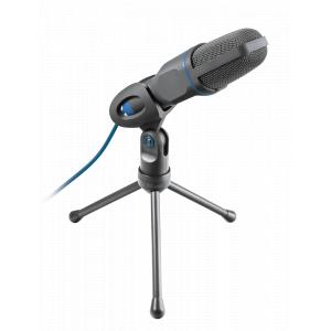 23790 Trust MICO микрофон на треноге с разъемами USB и 3,5 мм (40/480)