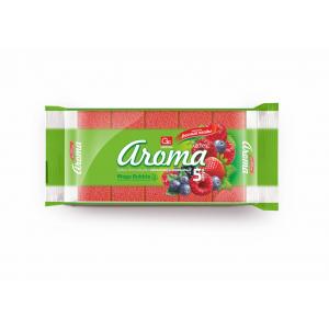Grifon Губки д/ посуды из поролона АРОМА (лесные ягоды) 5 шт. в упак. 90 х 60 х 30 мм (36/1152)