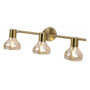 Светильник настенно-потолочный спот Rivoli Alba 7006-703 3 x E14 40 Вт поворотный