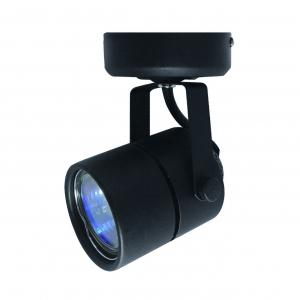 OL4 GU10 BK Светильник ЭРА Накладной, черный (50/900)
