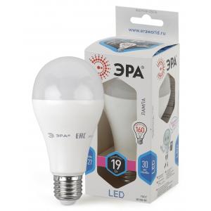 LED A65-19W-840-E27 ЭРА (диод, груша, 19Вт, нейтр, E27) (10/100/1200)