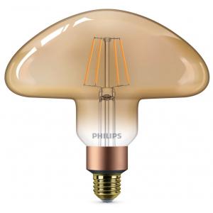 Philips LEDClassic 30W Mushroom E27 2000K GOLD (4/48)