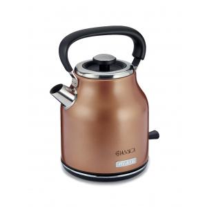 2864/28 Ariete Classica Чайник электрический. Мощность 2000 Вт, объем 1.7 л, цвет медный (4/48)