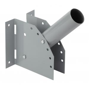 SPP-AC2-0-230-060 ЭРА Кронштейн  для уличного светильника с перемен углом 230*150*130  d60mm (10/400)