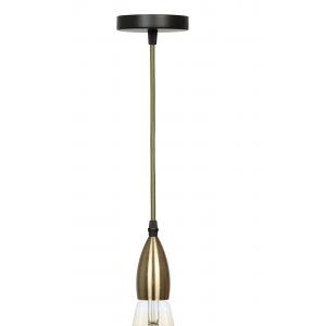 PL13 E27 - 7 BR Подсветка ЭРА Накладной, цоколь Е27, провод 1 м, цвет медь (60/360)
