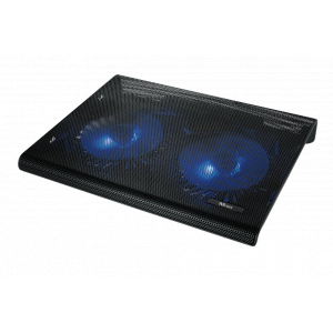 Подставка для ноутбука Trust  20104 охлаждающая с подсветкой 17 дюймов AZUL