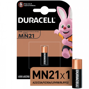 Duracell MN21 (10/100/9000)