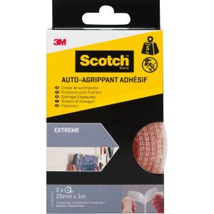 Scotch Extreme крепеж лента ПРОЗРАЧНАЯ 25мм х 1м (6/1470)
