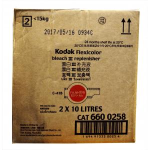 6600258 Kodak C41 Bleach Repln 2x10L отбеливатель (20)