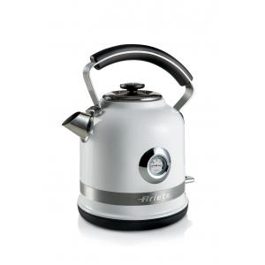 2854/01 Ariete Moderna Чайник электрический. Мощность 2000 Вт, объем 1.7 л, цвет: белый (4/64)