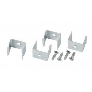 ЭРА 1612-4 Набор крепежей для профиля CAB261, CAB262 4 шт. (500/15000)
