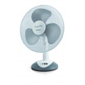 844 Ariete Вентилятор настольный. Мощность 45 Вт., d - 40 см., цвет - белый (27)