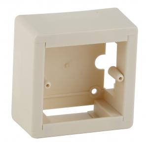 ЭРА Коробка установочная универсальная под кабель-канал КУK 88х88х44мм белая IP20 (50/1750)