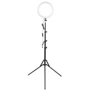 Шт Era Фотоштатив с подсветкой LRT-1210 Kit MoonLight 12'' LED кольцевая лампа + штатив 10Вт (4/16)