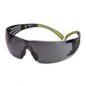 3М SecureFit  Очки Открытые защитные, цвет линз серый, с покрытием против царапин и запотевания, 1 ш
