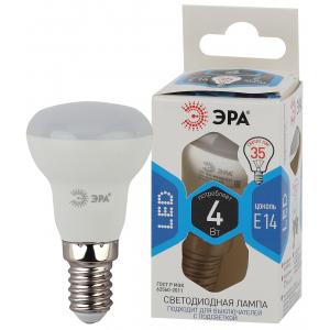 LED R39-4W-840-E14 ЭРА (диод, рефлектор, 4Вт, нейтр, E14), (10/100/4200)