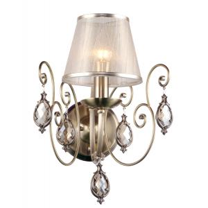 Бра светильник Rivoli Molto 2010-401 настенный 1 x E14 40 Вт классика