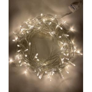 ENON-10B ЭРА Гирлянда LED Нить 10 м теплый свет, 24V, IP44 (80/960)