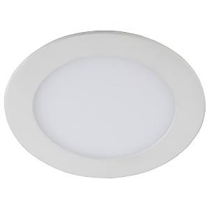 LED 1-18-4K Светильник ЭРА светодиодный круглый LED 18W 220V 4000K (20/420)